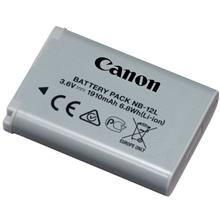 Canon NB-12L Lithium-Ion Battery Camera